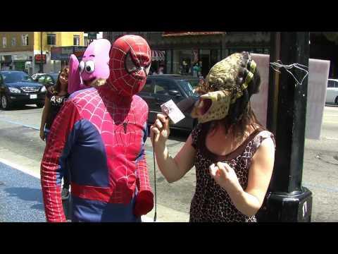 Bear Market vs. The Predatory Lender (Raw Footage 1 of 3)