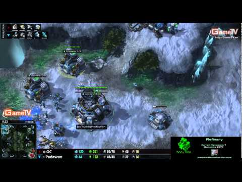 SC2 | APC: Padawan vs OC Bo5 Set 2 04.01.2014