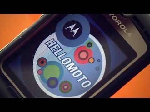 The history of Motorola - default