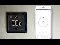 Теплый пол №5 – Терморегулятор DEVIreg Smart – управление через Интернет из любой точки мира