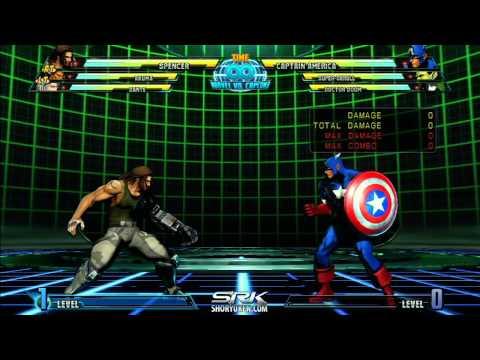 Marvel Hyper Guide - Spencer - Apprentice Combos