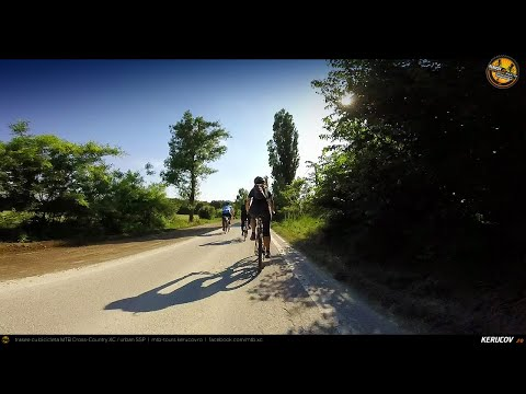 Video: Traseu SSP Bucuresti - Buftea - Peris - Snagov - Moara Vlasiei - Tunari - Bucuresti [VIDEO]