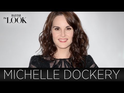 THE LOOK: Downton Abbey's Michelle Dockery Talks Fashion