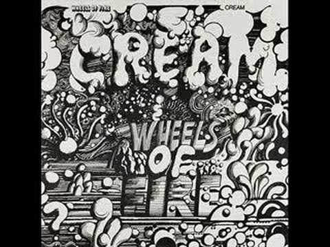 Cream - Deserted Cities of the Heart
