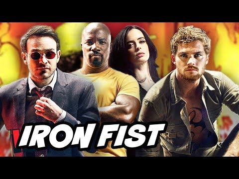 Iron Fist Review - Problems Explained and Marvel Netflix Future - UCDiFRMQWpcp8_KD4vwIVicw
