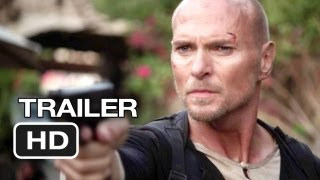 Dead Drop Official Trailer (2013) - Luke Goss Action Movie HD