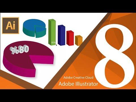 تعلم أدوبي أليستريتور للمبتدئين :: 3D Effects :: المحاضرة الثامنة