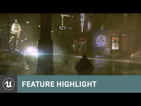 Unreal Engine 3 Features Highlight 2012