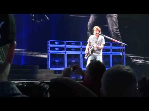 Van Halen 2012 Louisville Opening Night