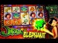 Bonus & Hits on Jade Elephant 5c Wms Slots