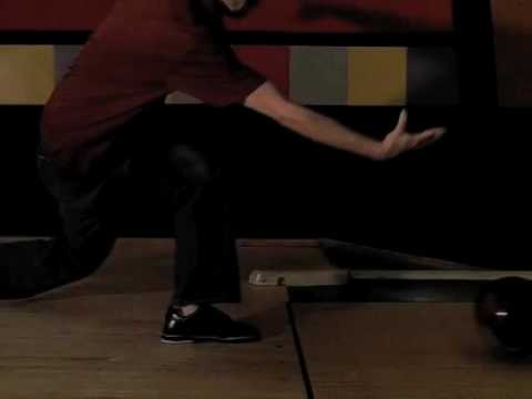 Bowling Release Slow Motion (1 of 3)