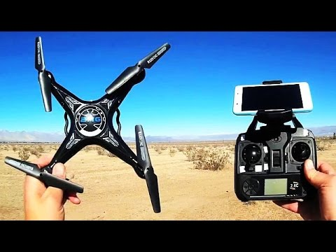 BAYANGTOYS X5C-1 Upgraded Version WIFI FPV Flight Test Review - UC90A4JdsSoFm1Okfu0DHTuQ