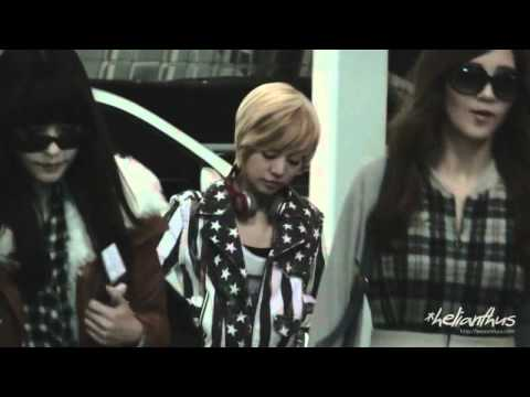 [Fancam] 111111 Sunny Airport by helianthus