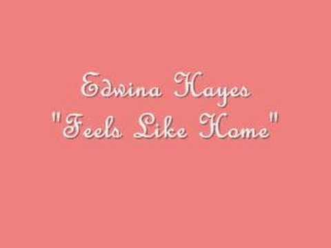 "Edwina Hayes ""Feels Like Home"""
