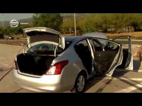 Conoce Nuevo Nissan Versa 2012, Valenzuela y Cia