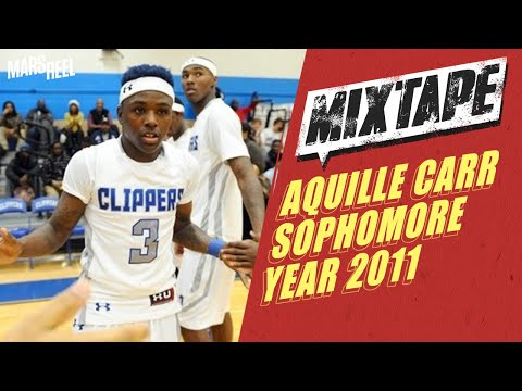 5'6 Aquille Carr Official 2010-11 Mixtape; Baltimore's Crime Stopper!