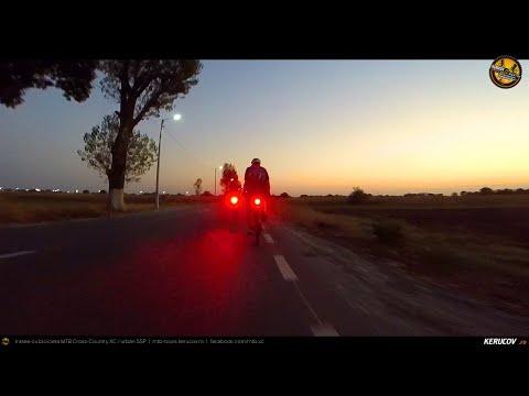 Montaj video: Joi seara pedalam lejer / #49 / Bucuresti - Darasti-Ilfov - 1 Decembrie [VIDEO]