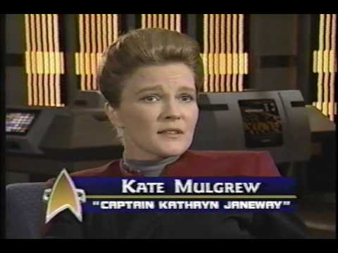Star Trek Voyager - Inside the New Adventure - 01/14/1995 - 5/6