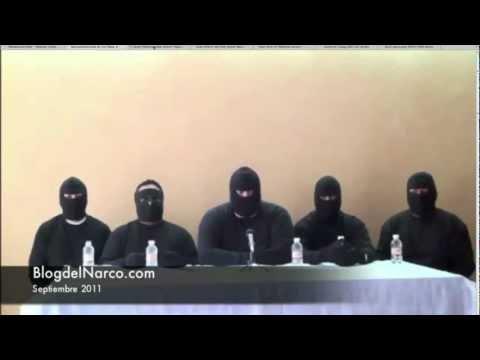 Mexican Vigilante Gang Targets Cartels