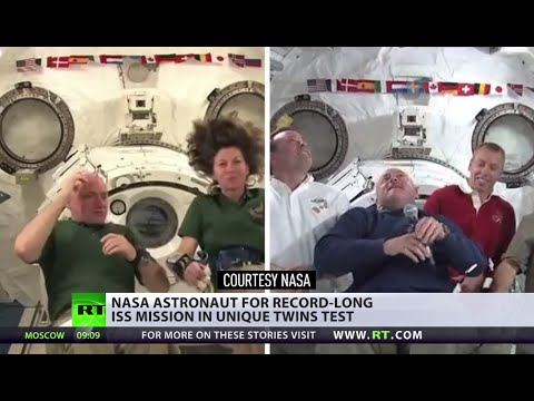 Year in Space, Twin Test: NASA astronaut tells RT about upcoming mission