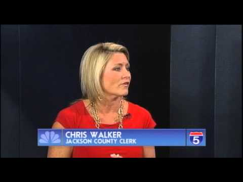 Chris Walker - Jackson County Clerk
