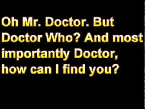 Doctor What- Lyrics