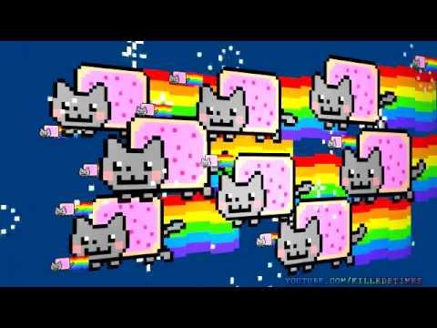 Nyan Cats Attack!