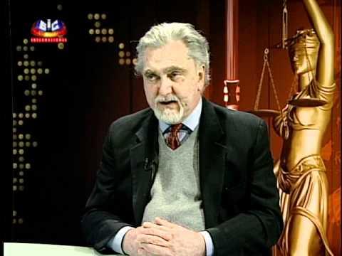 Programa Voce ea Lei com Dr. Moisés Apsan (Part 2) (16 nov)