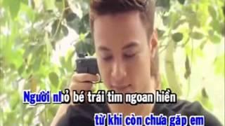 Yêu Em Là Định Mệnh - Cao Thái Sơn  karaoke ( demo )