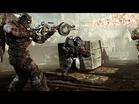 Gears of War 3: Multiplayer Beta Gameplay