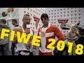 FIWE 2018 #relacja z największych targów fitness i kulturystyki w Polsce