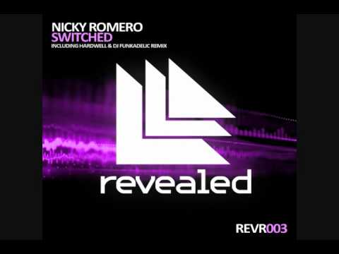 Nicky Romero - Switched (incl Hardwell & DJ Funkadelic Remix) [Revealed Recordings 003]