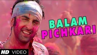 Balam Pichkari Full Song (Official) Yeh Jawaani Hai Deewani