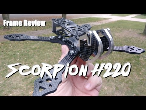 Scorpion H220 Frame Review (Chameleon Clone) From Banggood - UC92HE5A7DJtnjUe_JYoRypQ