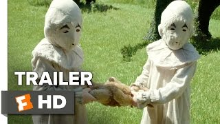 Miss Peregrine's Home for Peculiar Children Official Trailer #2 (2016) - Asa Butterfield Movie HD