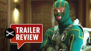 Kick-Ass 2 Trailer (2013) - Aaron Taylor-Johnson Movie HD