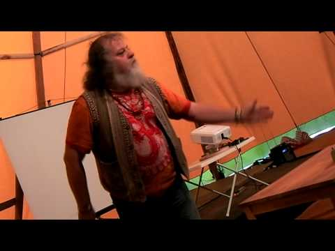 Truth Juice Gathering 2011 - Ian Moore - The Inter-Dimensional Wizard - Part 2 of 4
