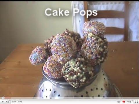 Cake Pops - MYVIRGINKITCHEN