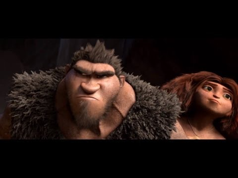 Les Croods : Bande annonce VOST HD poster