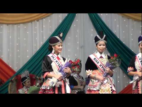 Crowning Miss Hmong MN 2012