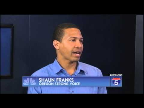 Shaun Franks - Oregon Strong Voice