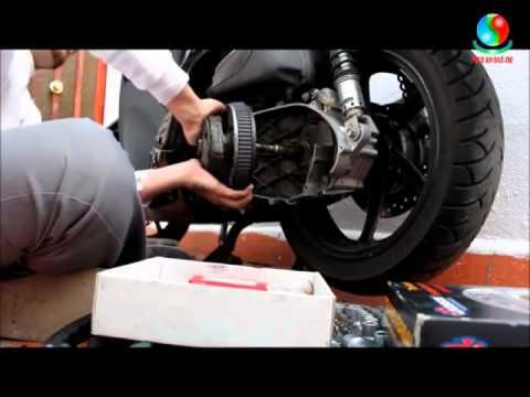 Hướng dẫn sửa xe máy Honda SH