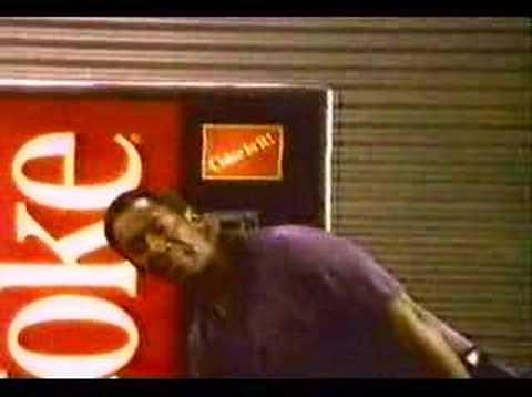 Coke is it! (Bill Cosby)