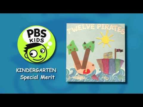PBS Kids Writers Contest 2014 | Twelve Pirates