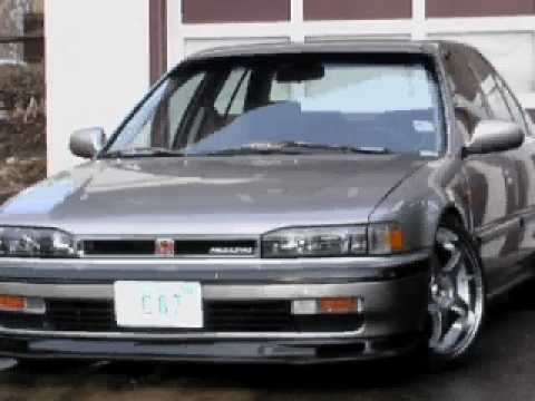 CB7 Tribute - 1990- 1991- 1992- 1993- Honda Accord