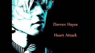 Darren Hayes- Heart Attack Lyrics