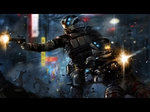Blacklight: Retribution - Customization and Unreal Engine Commentary - PS4 Gameplay - Gamescom 2013 - UCKy1dAqELo0zrOtPkf0eTMw