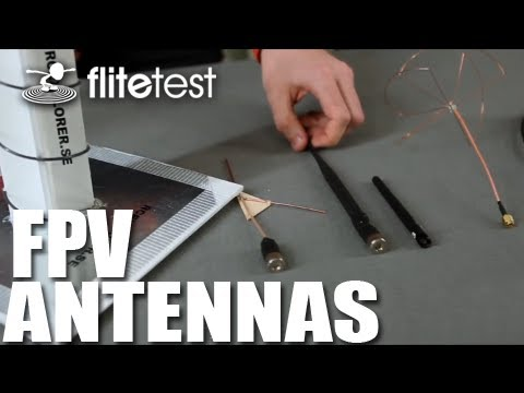 Flite Test - FPV Antennas - FLITE TIP