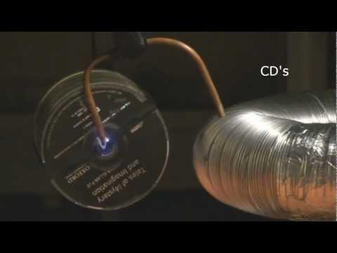 Como hacer una bobina Tesla - How to make a Tesla coil