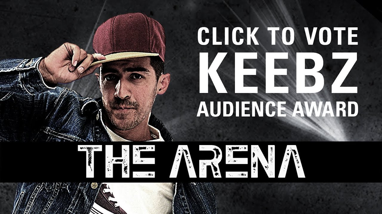 THE ARENA: AUDIENCE AWARD - KEEBZ [DS2DIO]